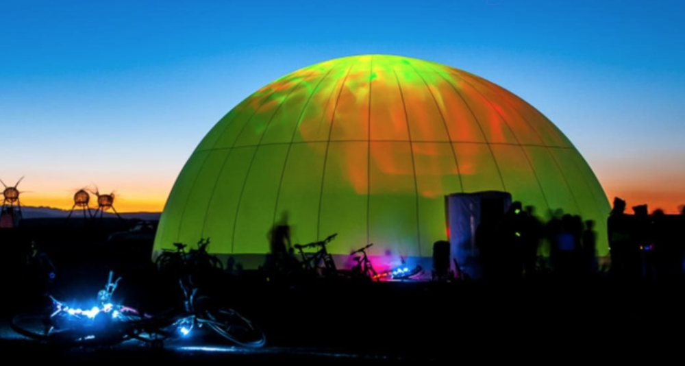 led-inflatable-dome-tent