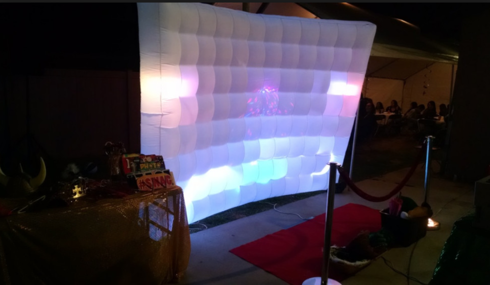 led-inflatable-screen