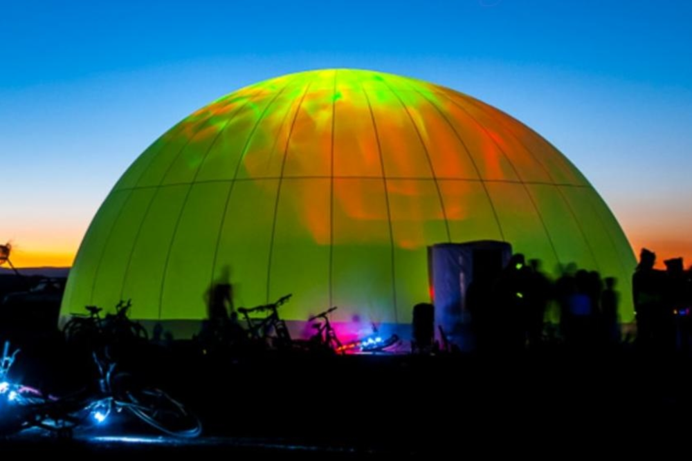 Inflatable Buildings -
