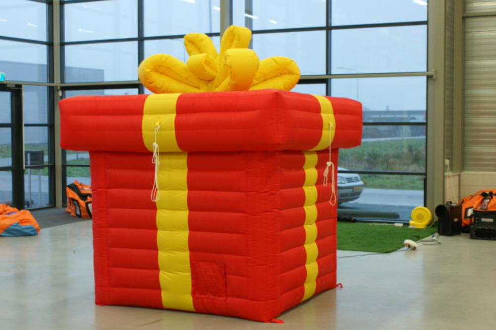 Bespoke Inflatable Shapes -