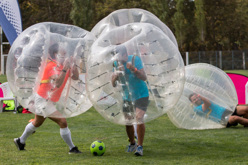 Inflatables Body Zorbs -