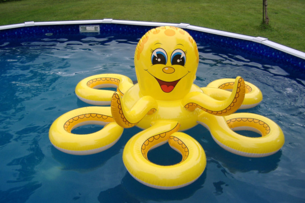 Branded Inflatable Floats -