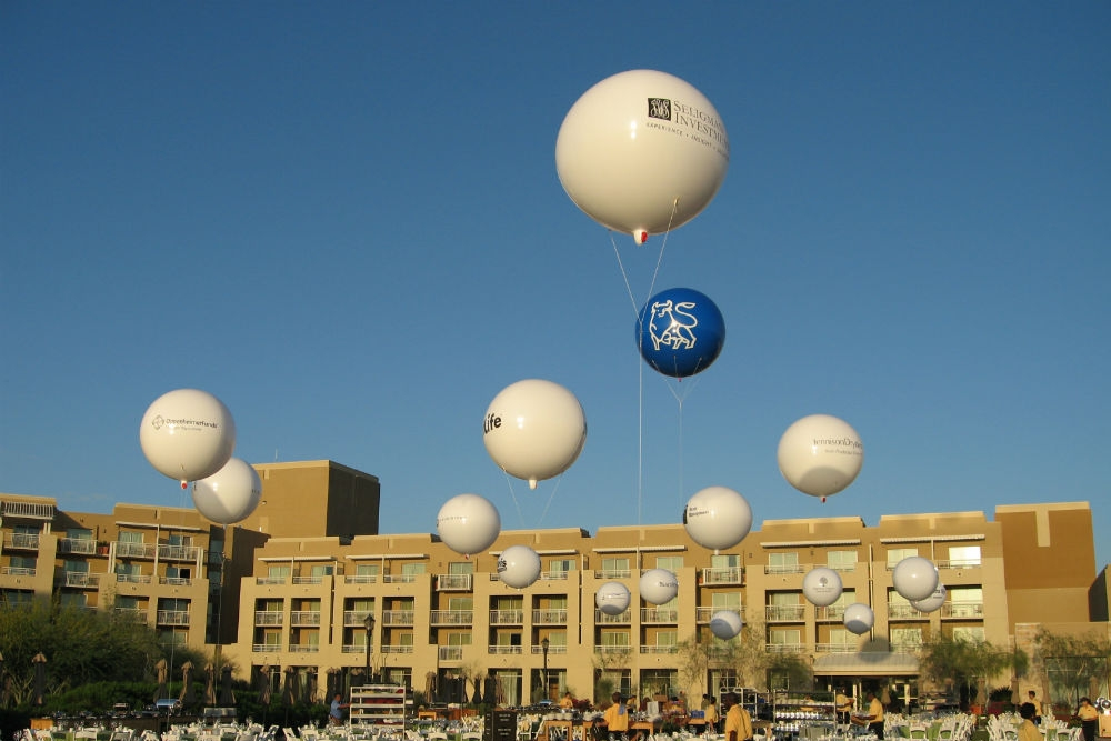 Giant Inflatable Balloons -
