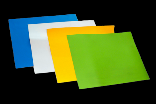 Durable PVC - Our durable PVC comes in a range of thicknesses from 0.18mm to 0.4mm to suit the product application