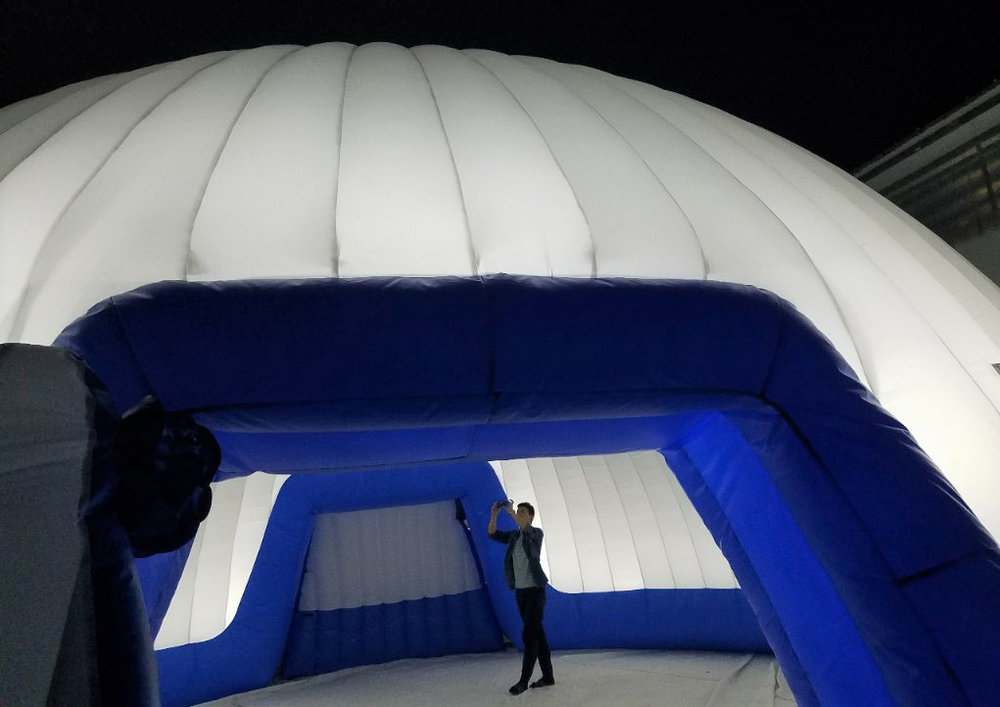 large-inflatable-dome
