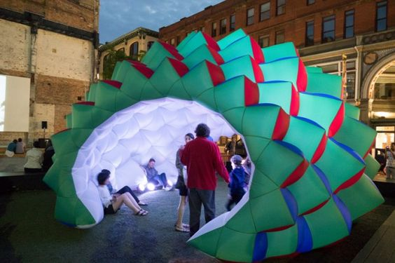 Inflatables Pods -