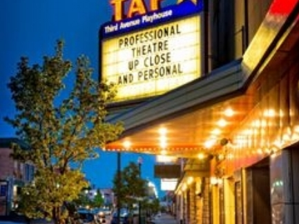 Interested in Theatre? Third Avenue  Playhouse is a few blocks away.
