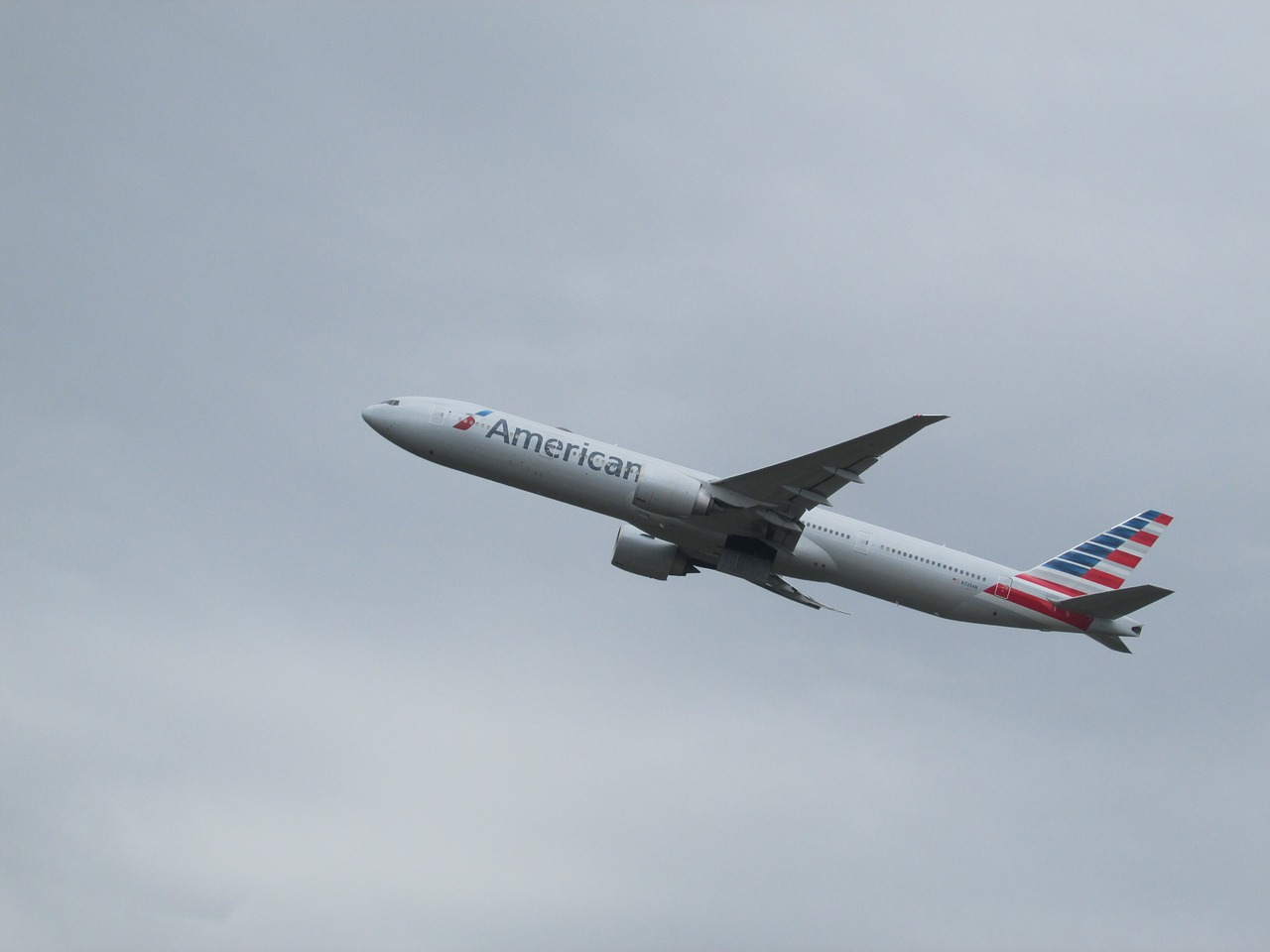 Trip Report: American Airlines 777-300ER Business Class, DFW