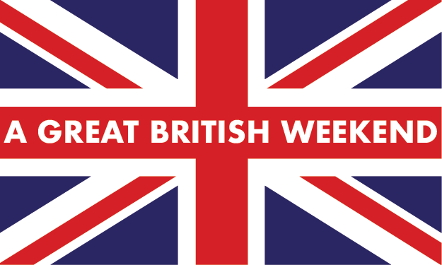 A Great British Weekend