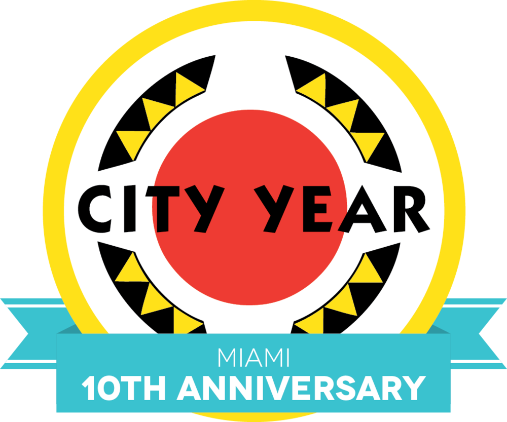 City Year 10th Anniversary Logo.png