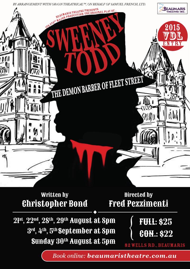 Sweeney Todd 2015