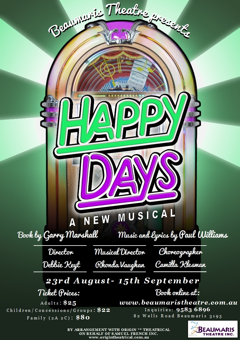 Happy Days 2013