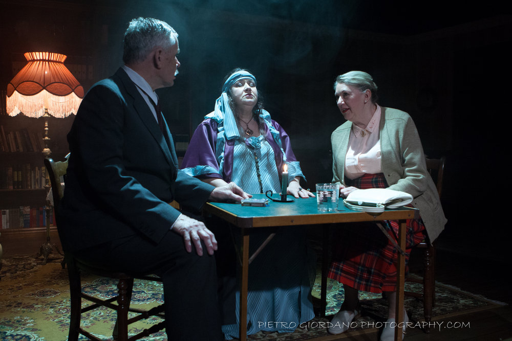 13. Neil Barnett- Inspector Pratt, Annie Laurenson- Blodwyn and Linda Morgan- Joan Maple.JPG