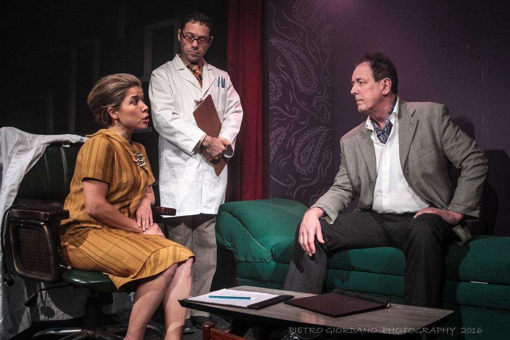 28. Genevieve Neve- Dr Strauss, Ronnie Feldman Burt and Marcus Connor- Prfessor Nemur.jpg