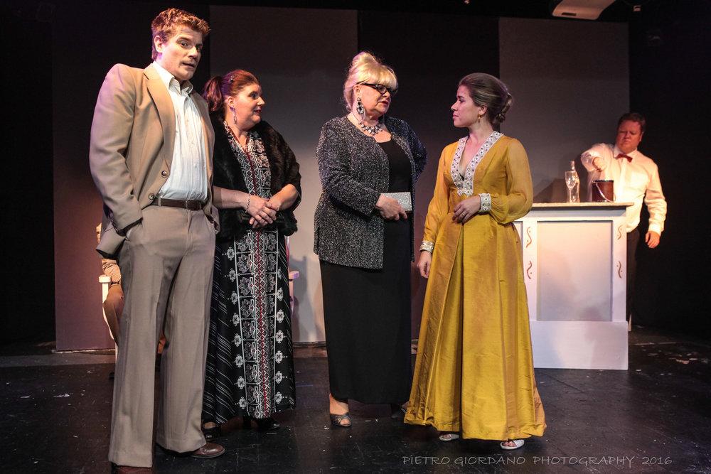 45. Mark Briggs- Charlie, Fiona Williams- Anne Wellberg, Kerry Hollier- Jackie Wellberg, Genevieve Neve- Dr Strauss and Stuart Scullin.jpg