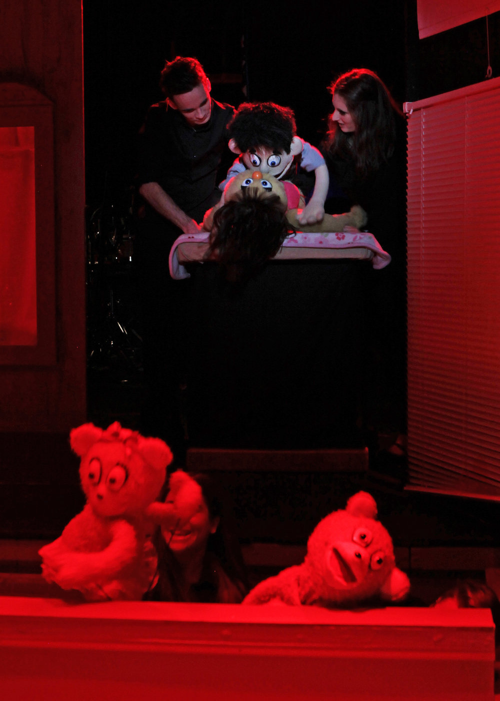 59. Josh Pratt- Princeton, Kate Monster- Amanda Rotberg, Bad Idea Bears- Alex Avery and Chris Hunter.jpg
