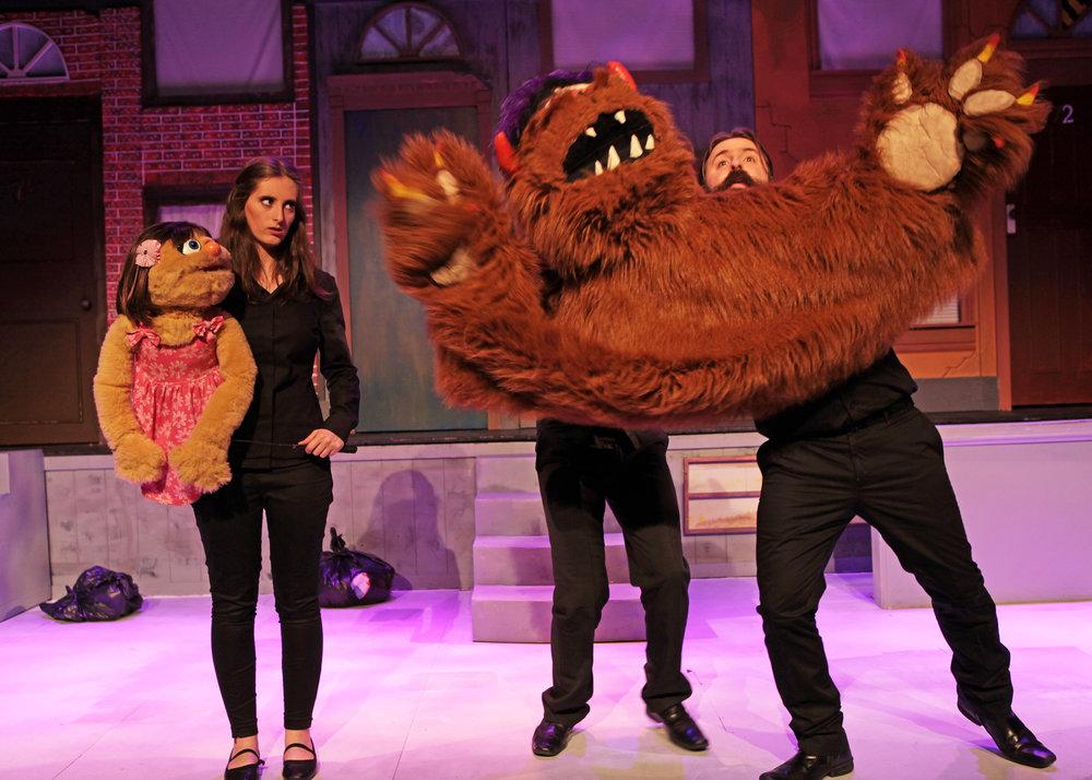56. Kate Monster- Amanda Rotberg, Chris Hunter and Joel Norman-Hade - Trekkie Monster.jpg