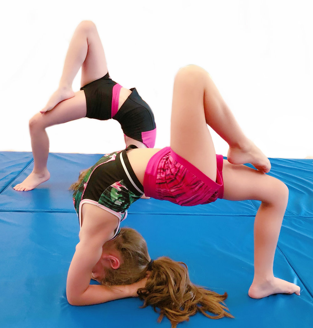 Friday - Friday is Recreational through to Elite Dance Acro at Dance Inc Gladesville.