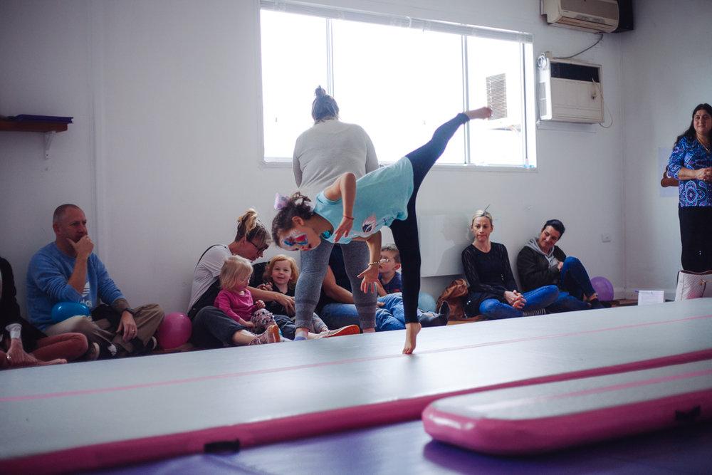 Saturday - Leap Performing Arts BotanyAcroPals Marrickville Classes