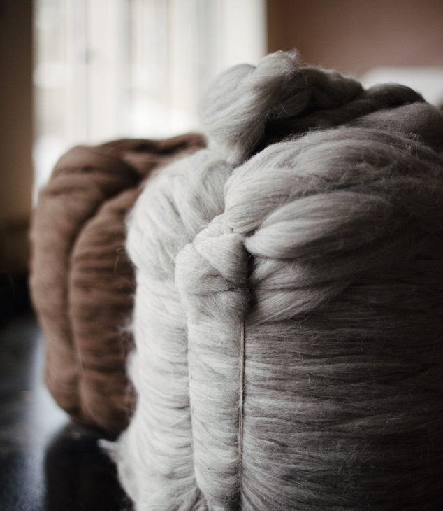 ALPACA - Alpaca fleece is an incredibly diverse fibre which is available in many natural colours and qualities.