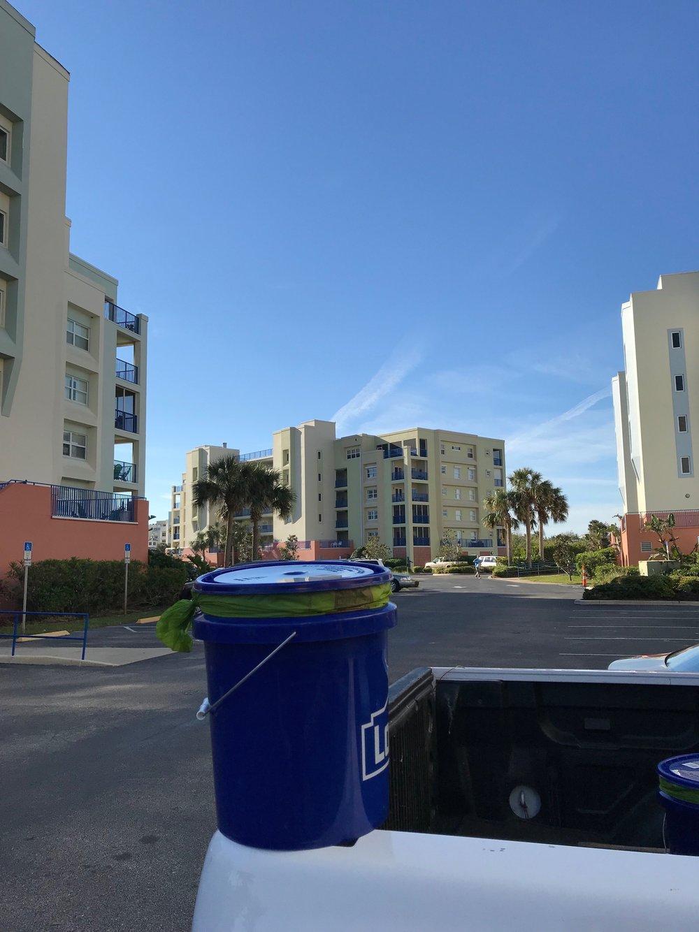 Condominium and apartment pick-ups made easy!