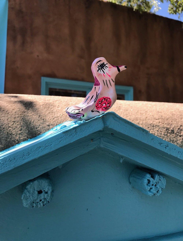 Rising Ladybird in Santa Fe.
