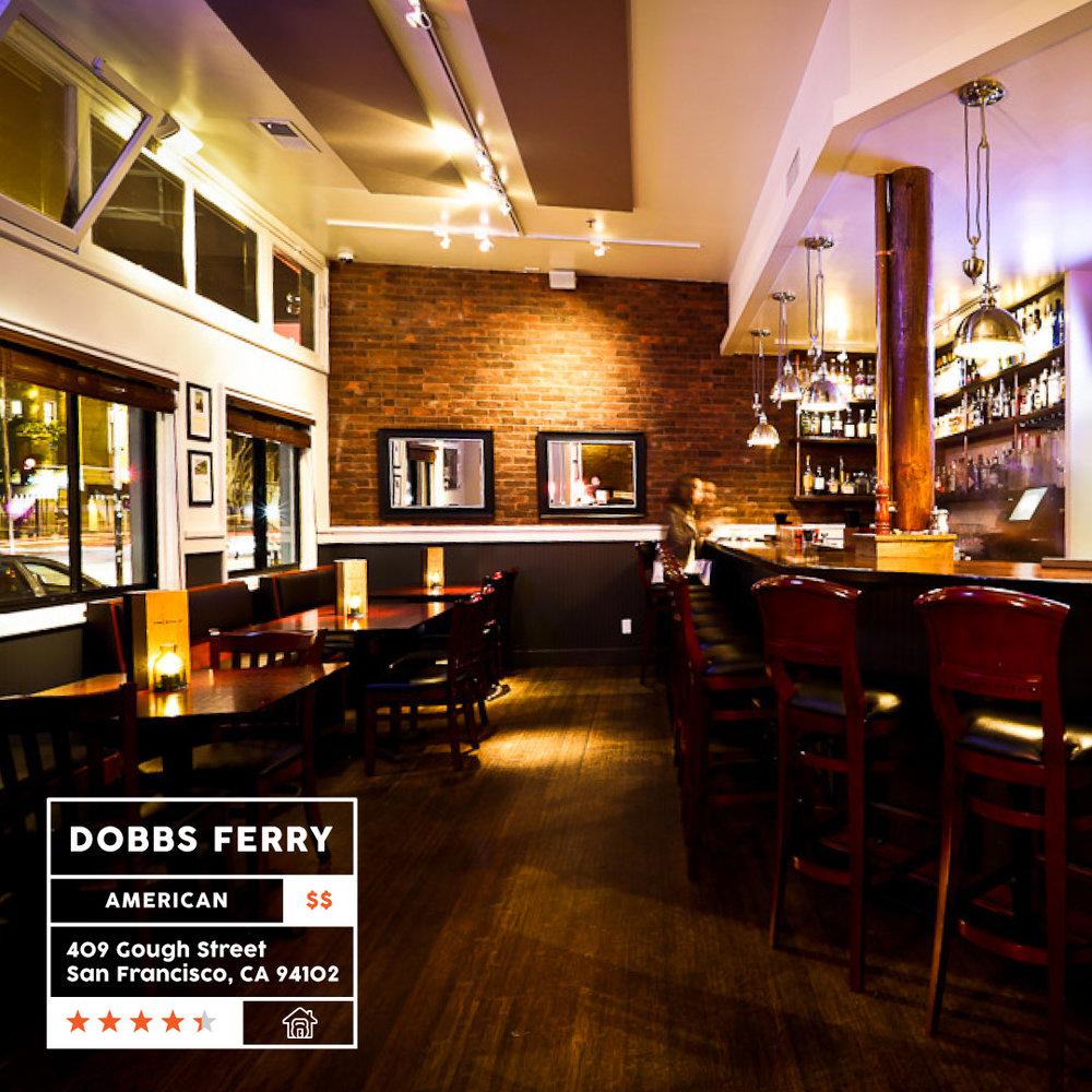DOBB's FERRY