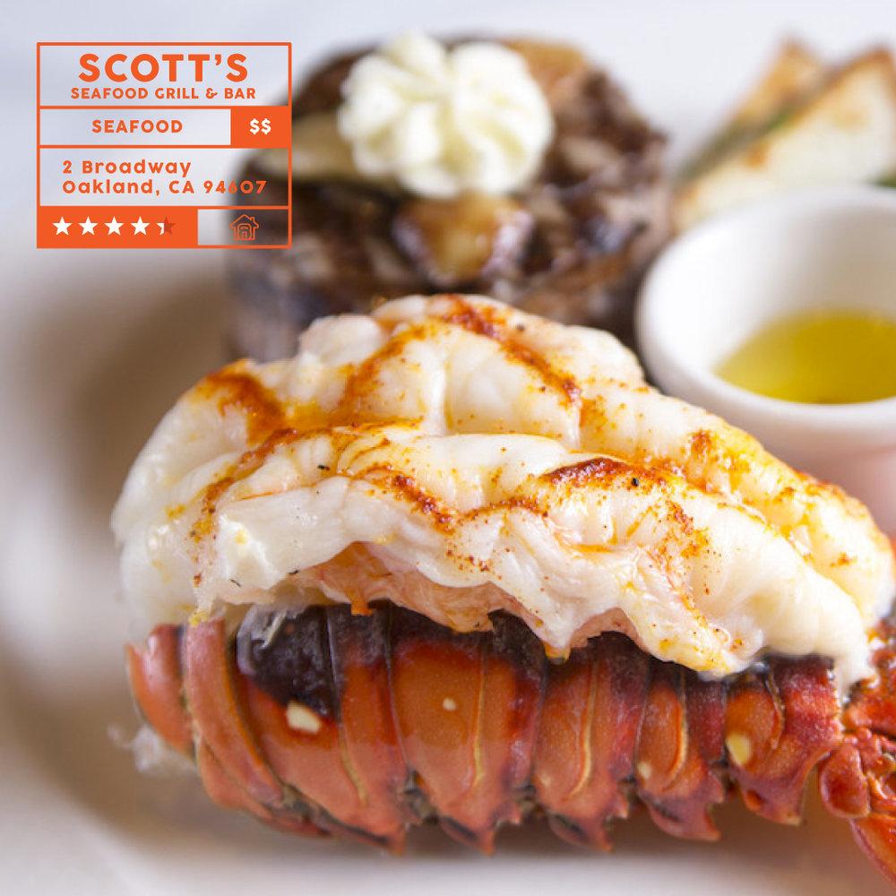 SCOTT's SEAFOOD