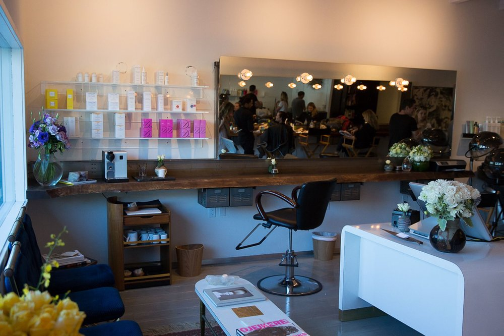 Cie Sparks Salon Opens in Malibu // racked los angeles  - October 7th, 2014
