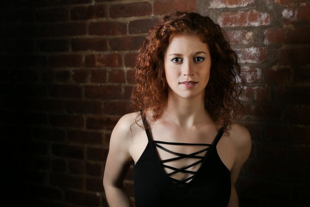 Model: Jessica Aronoff
