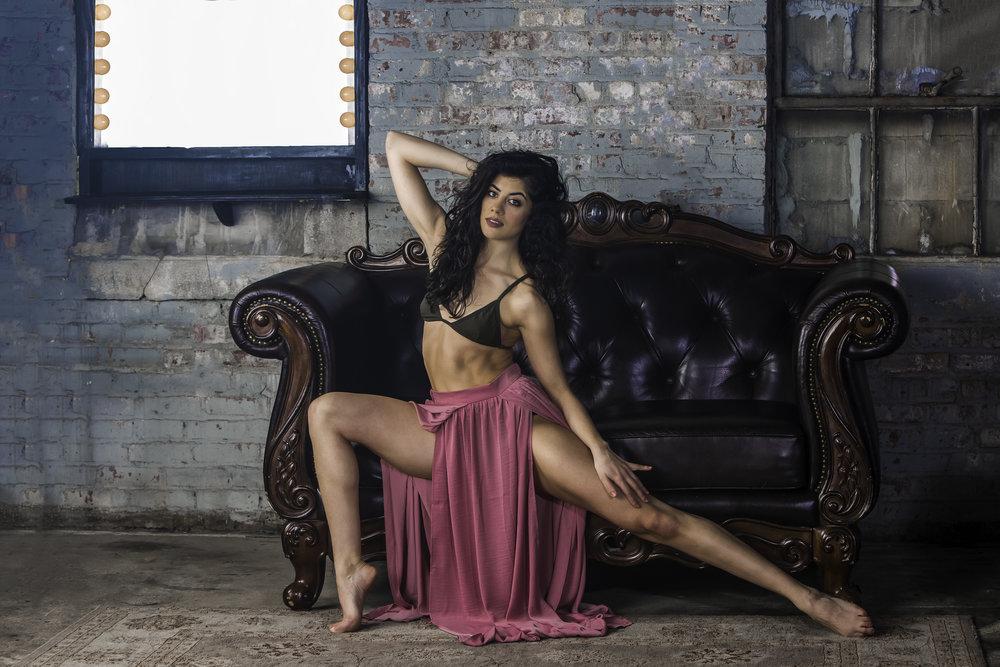 Model: Carissa Fiorillo