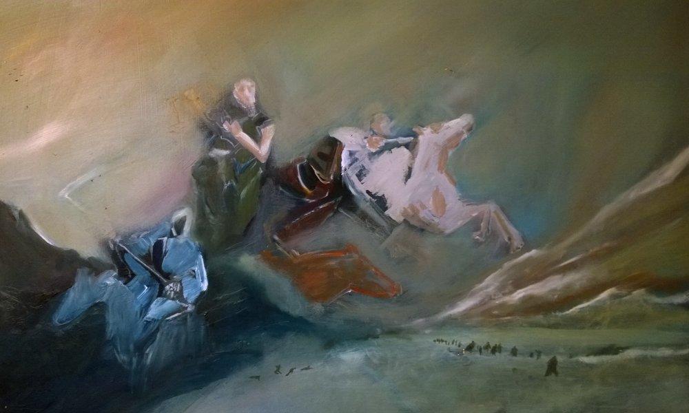 The Four Horseman of Apocalypse