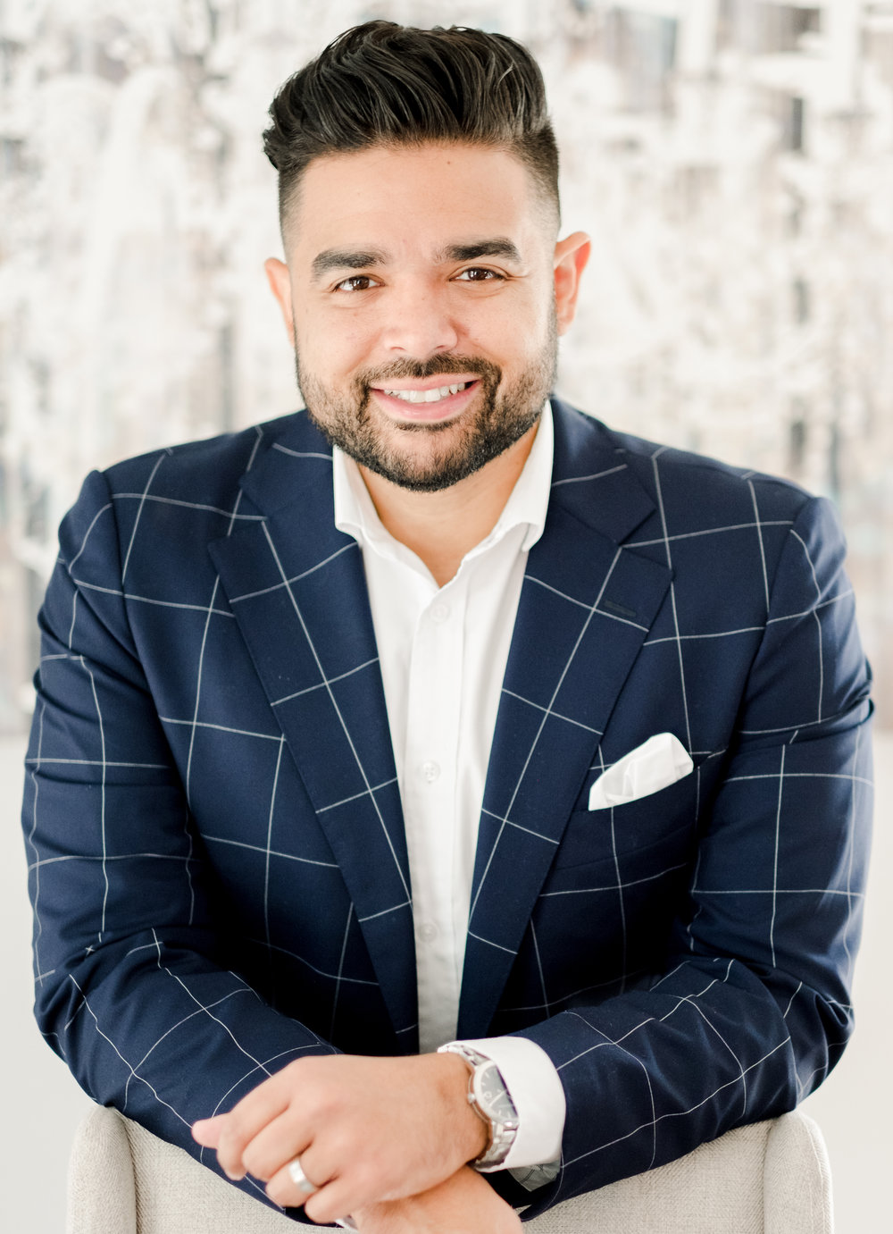 Ricardo Pena - Licensed Real Estate Salesperson, CBR