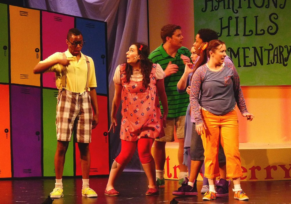 Jane -  Freckleface Strawberry  (Tacoma Musical Playhouse)