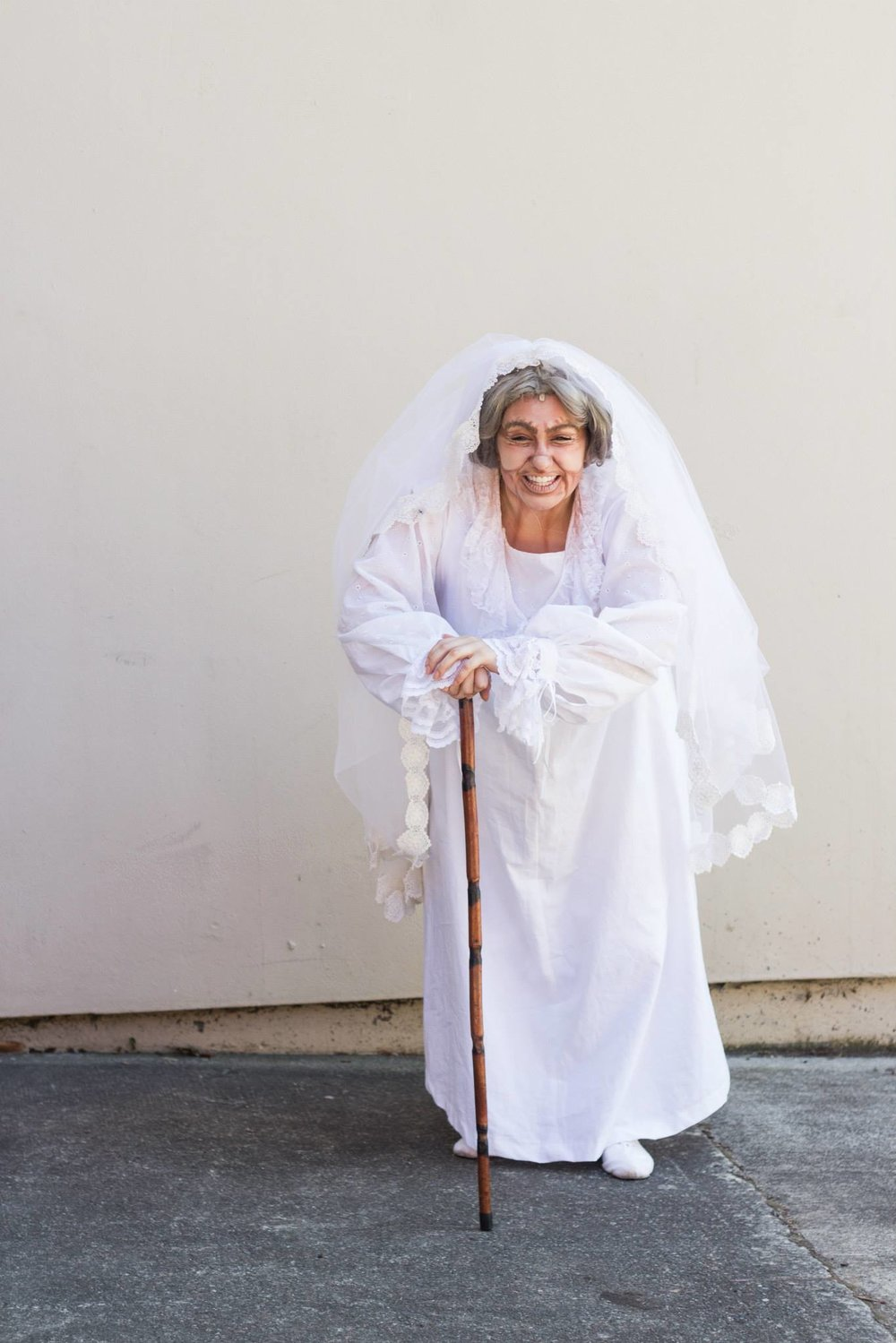 Grandma Tzeitel -  Fiddler on the Roof  (ManeStage Theatre Company)