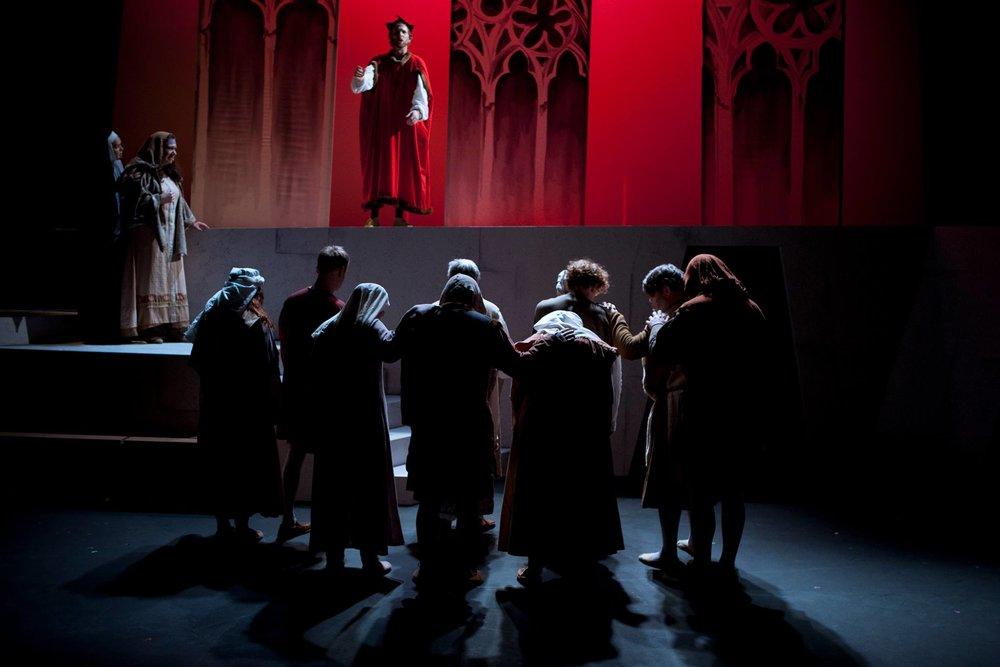 Belinda -  Cardinal Sins  (Centerstage Theatre)