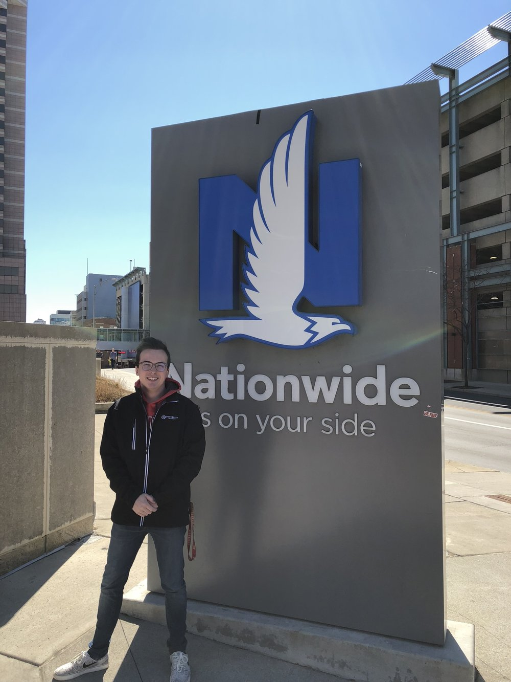 Nationwide is a Fortune 100 company headquartered in Columbus, Ohio