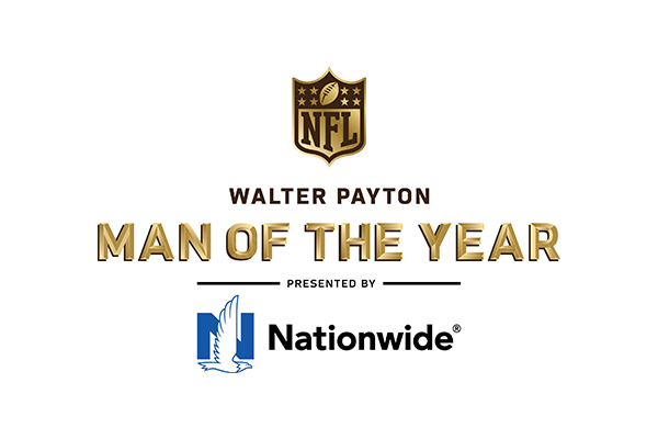 The Walter Payton NFL Man of the Year Award is presented annually by the National Football League (NFL) honoring a player's volunteer and charity work, as well as excellence on the field