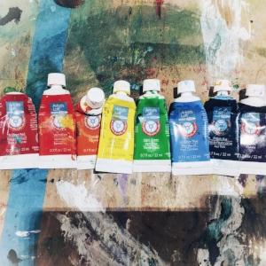 Acrylic Paints -