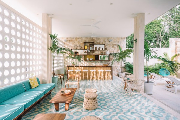 Hotel Tiki Tiki - Prisvärt, från 1700/natt men inget strandläge