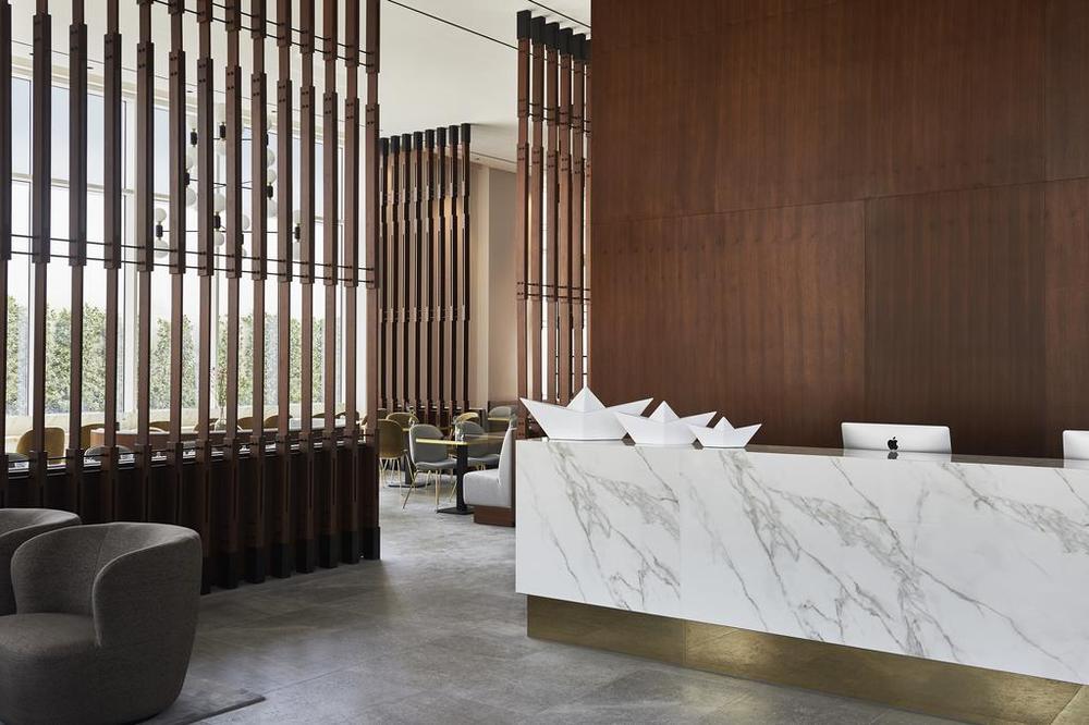 Prisvärt designhotell - Pris från 900 sek