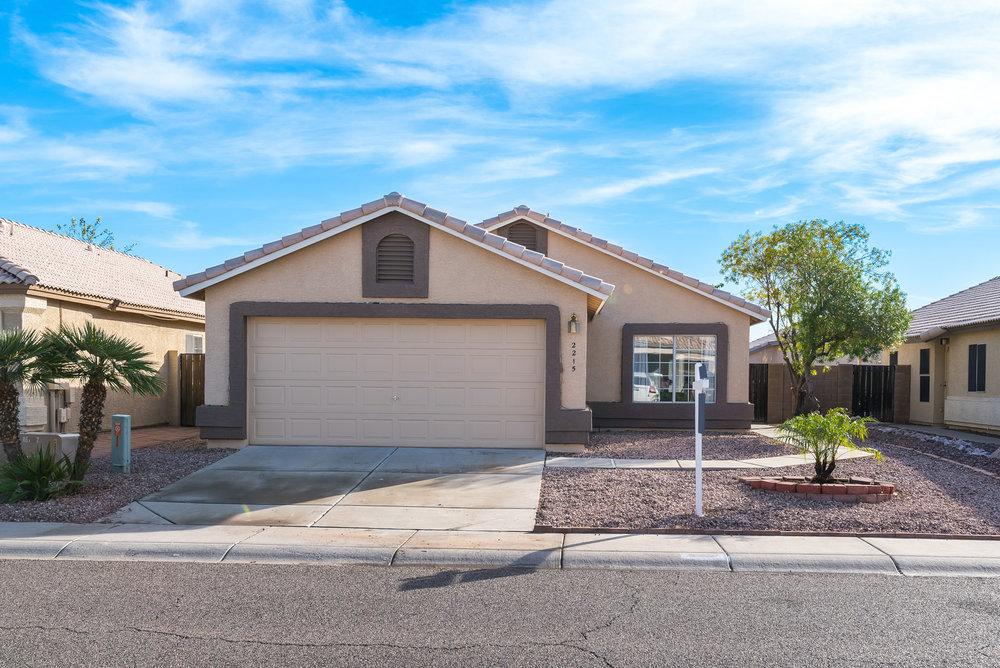 2215 E Kelton LN, Phoenix, AZ 85022 | $243,000