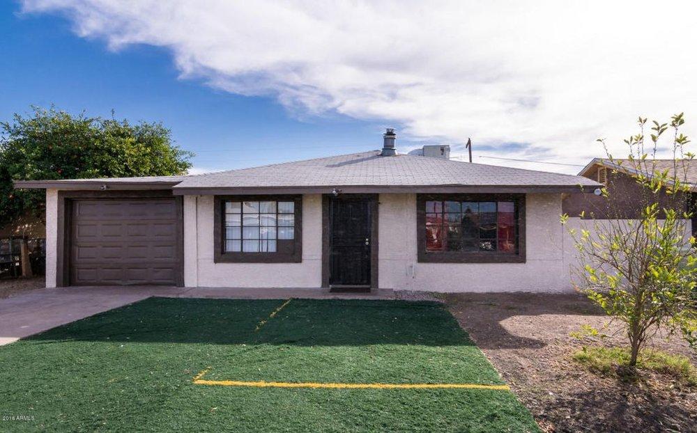 4929 W Ocotillo RD, Glendale, AZ 85301 | $159,000
