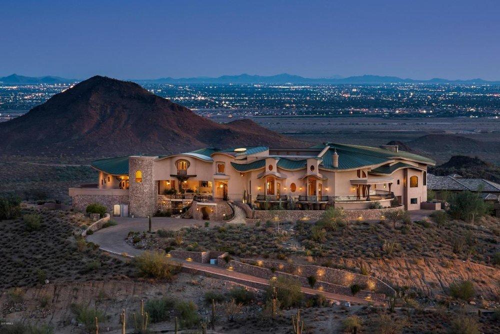 11225 N Crestview DR, Fountain Hills, AZ 85268 | $3,300,000