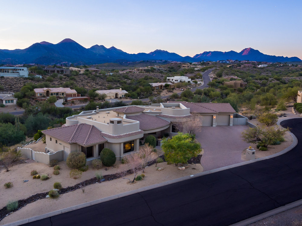 15202 N Eagle Feather RDG, Fountain Hills, AZ 85268 | $1,187,500