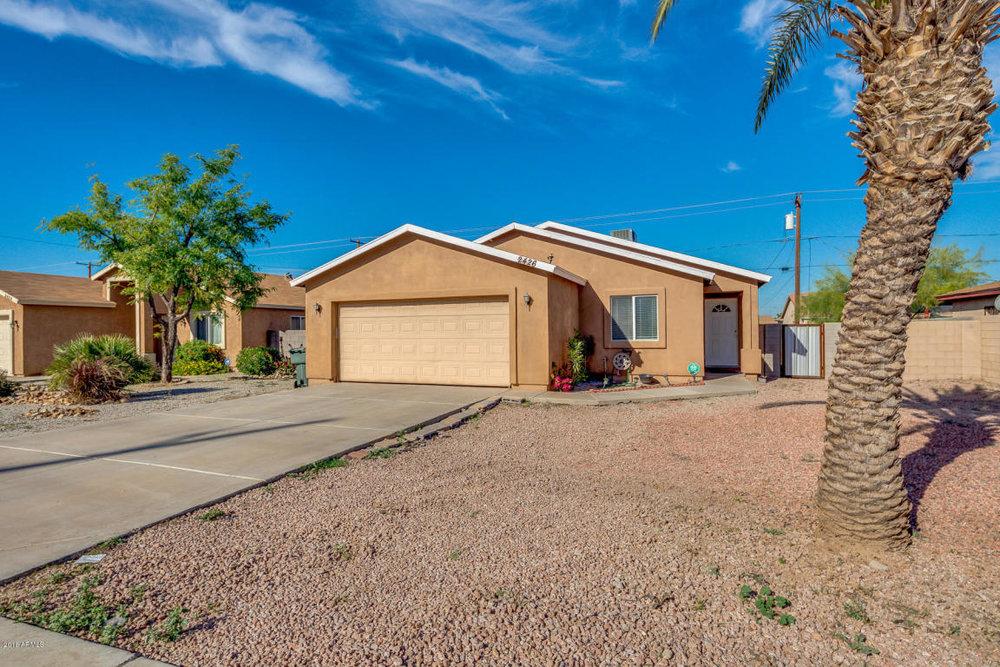2426 E Roeser RD, Phoenix, AZ 85040 | $215,000