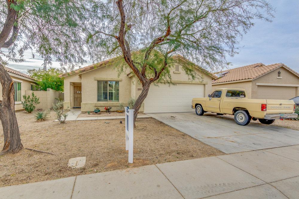 25805 W Dunlap RD, Buckeye, AZ 85326 | $180,000