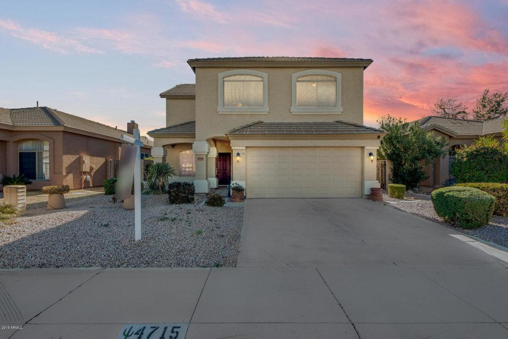 4715 E Chisum TRL, Phoenix, AZ 85050 | $345,000