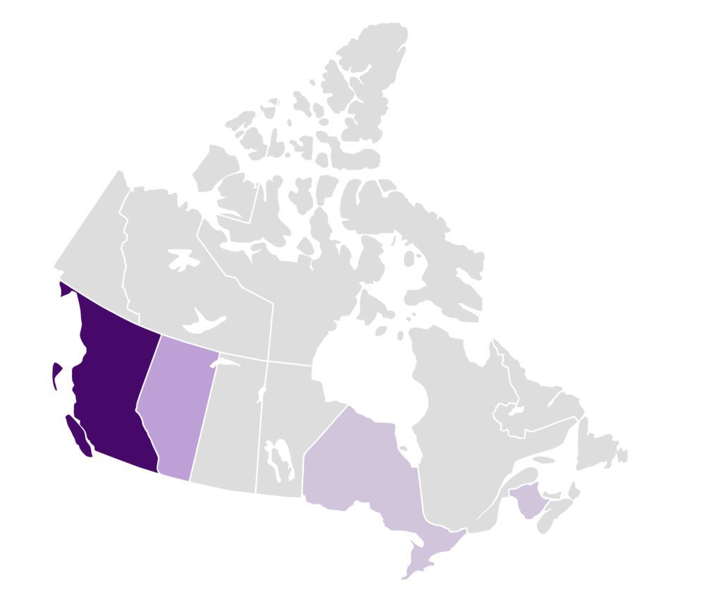 Team Discover - Our Oily tribe is spreading across Canada, with an additional 2 states in the United States!