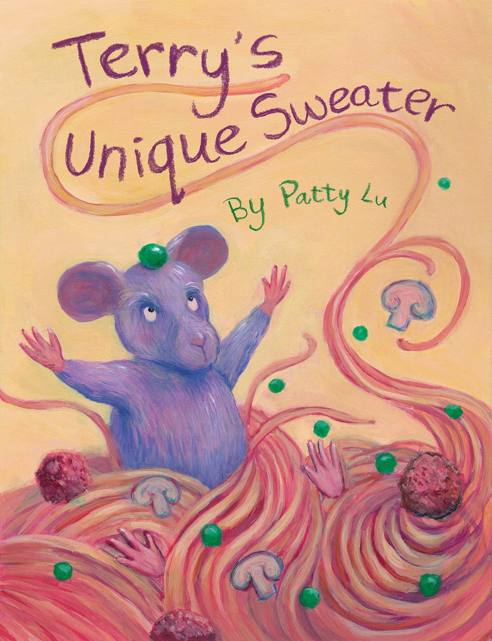 Terry's Unique Sweater Book Cover
